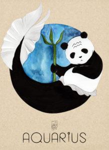 Panda Aquarius
