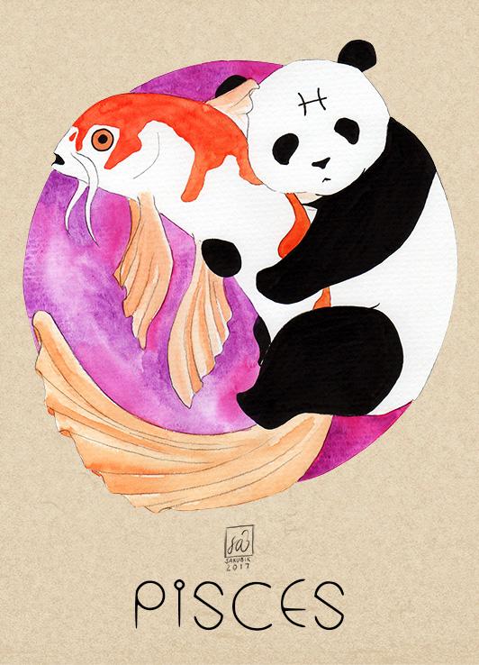 Panda Pisces
