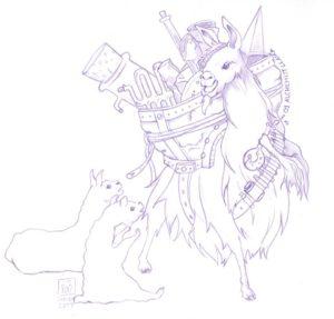 Alchemist Llama
