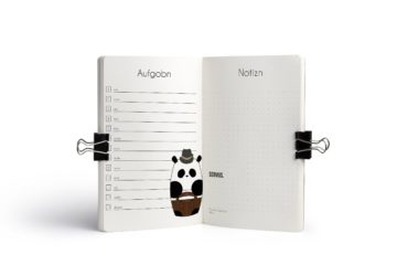Culture Panda Notebook - Inside 1