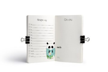 Culture Panda Notebook - Inside 2