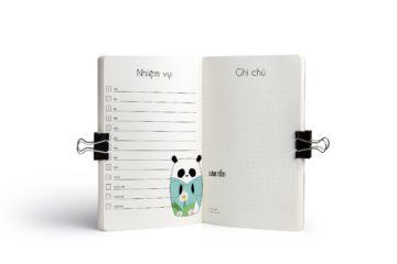 Culture Panda Notebook - Inside 2