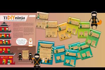 MockUp_TiDIY-Ninja_Einzelkarten